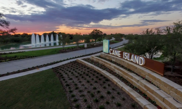 Katy's Cane Island Welcomes New Homebuilders