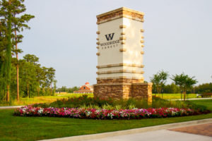 woodforest entry